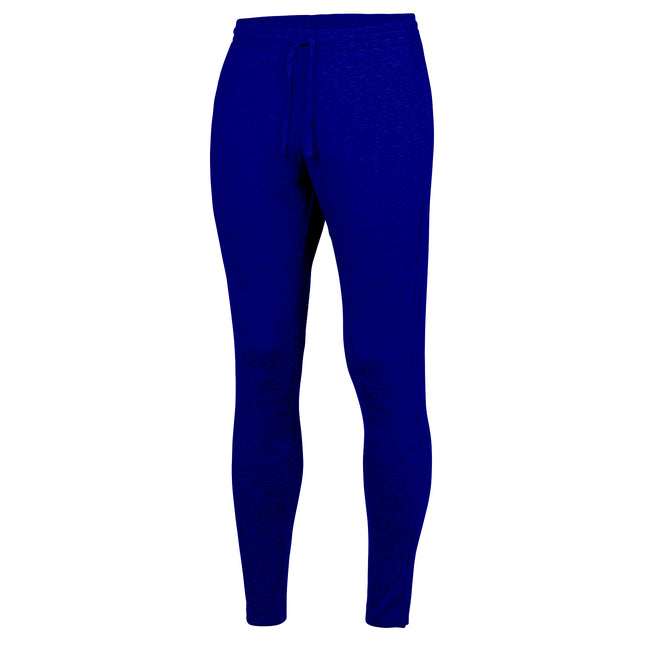 French Navy - Front - AWDis Just Cool Mens Tapered Jogging Bottoms