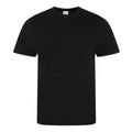 Charcoal - Front - Comfy Co Mens Sleepy T Short Sleeve Pyjama T-Shirt