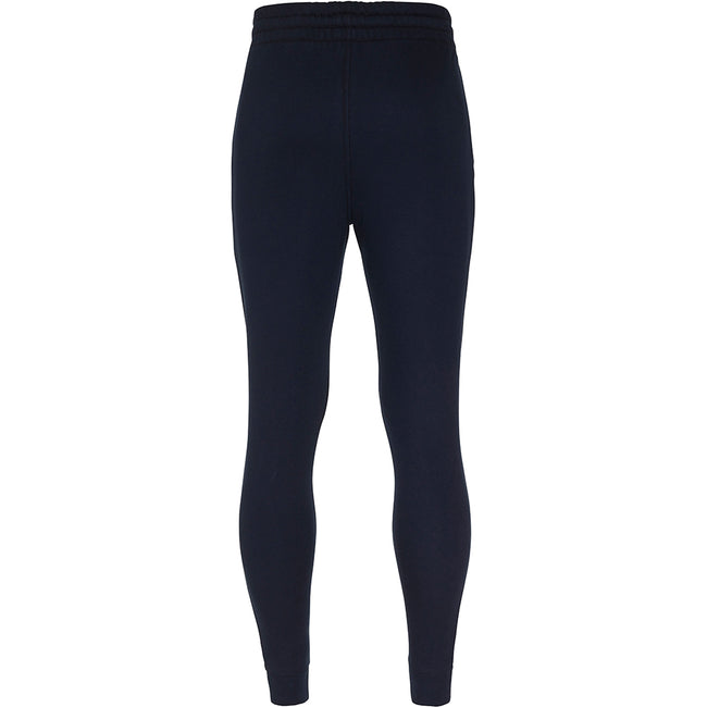New French Navy - Back - AWDis Hoods Mens Tapered Track Pants