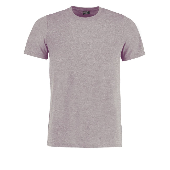 Light Grey Marl - Front - Kustom Kit Unisex Superwash 60 Degree Tshirt