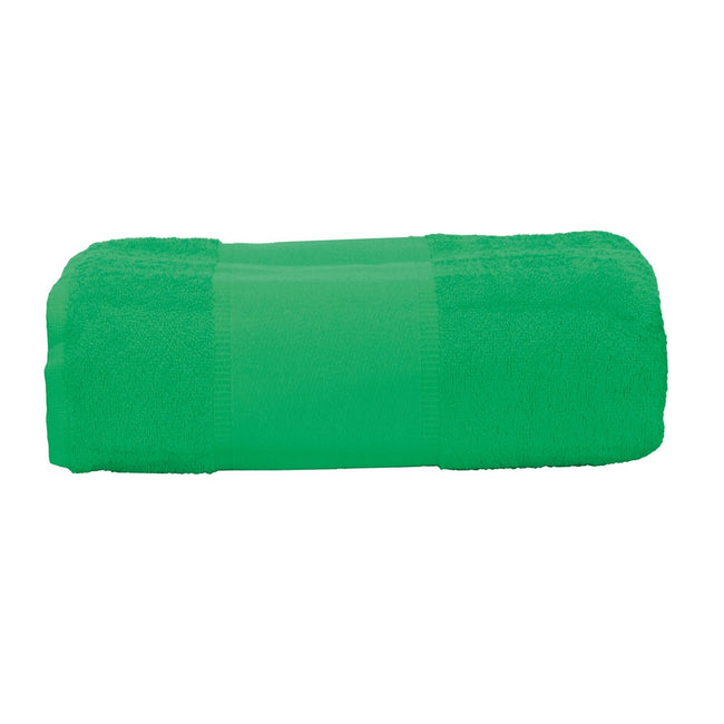 Light Purple - Front - A&R Towels Print-Me Big Towel