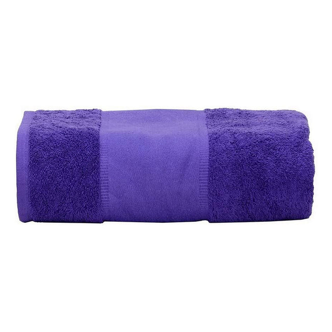 White - Front - A&R Towels Print-Me Big Towel