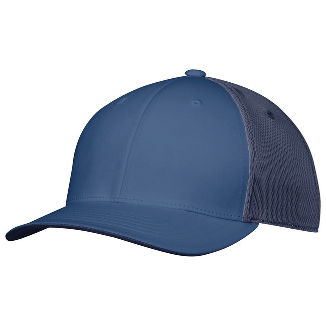 Trace Royal - Front - Adidas Unisex Adults ClimaCool Tour Crestable Cap