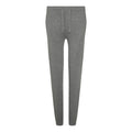 Charcoal - Front - Comfy Co Womens-Ladies Sleepy Pants