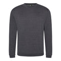 Orange - Back - Pro RTX Mens Pro Sweatshirt