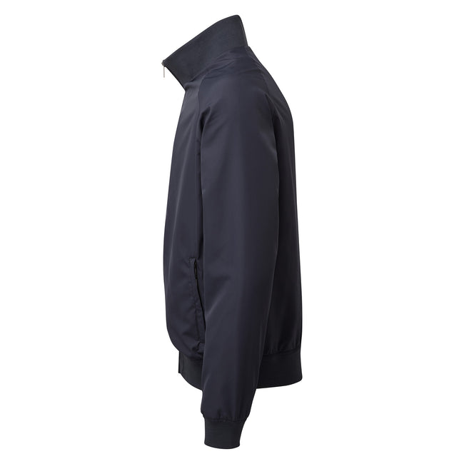 Navy - Lifestyle - Asquith & Fox Mens Harrington Jacket