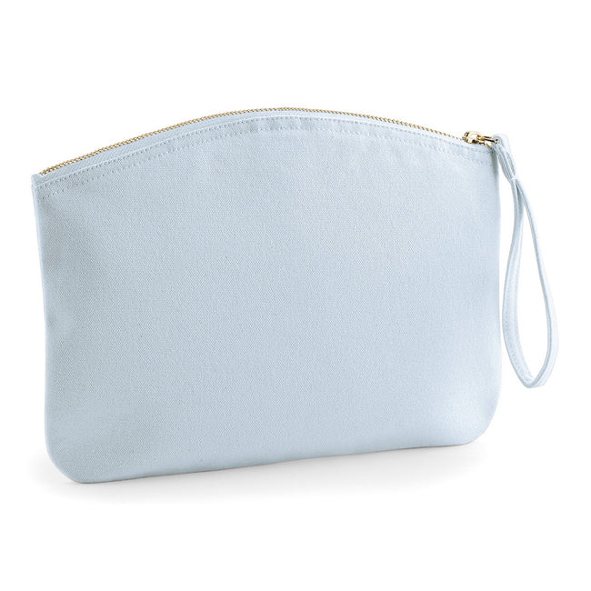 Pastel Blue - Front - Westford Mill EarthAware Organic Spring Wristlet (Pack of 2)