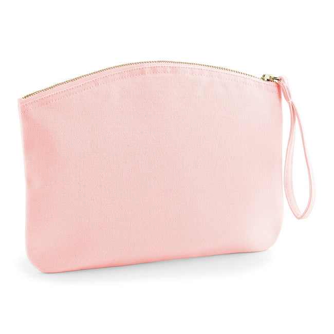 Pastel Pink - Front - Westford Mill EarthAware Organic Spring Wristlet (Pack of 2)
