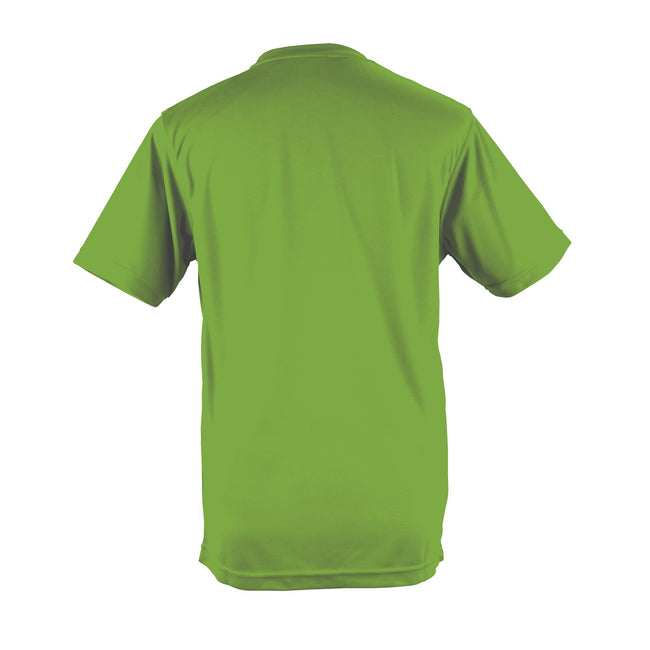 Gold - Lifestyle - Just Cool Mens Performance Plain T-Shirt