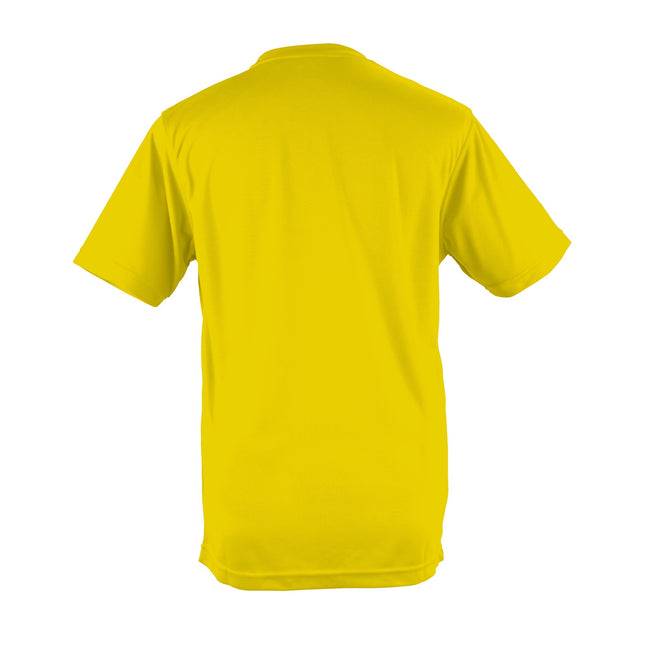 Red hot Chilli - Side - Just Cool Mens Performance Plain T-Shirt