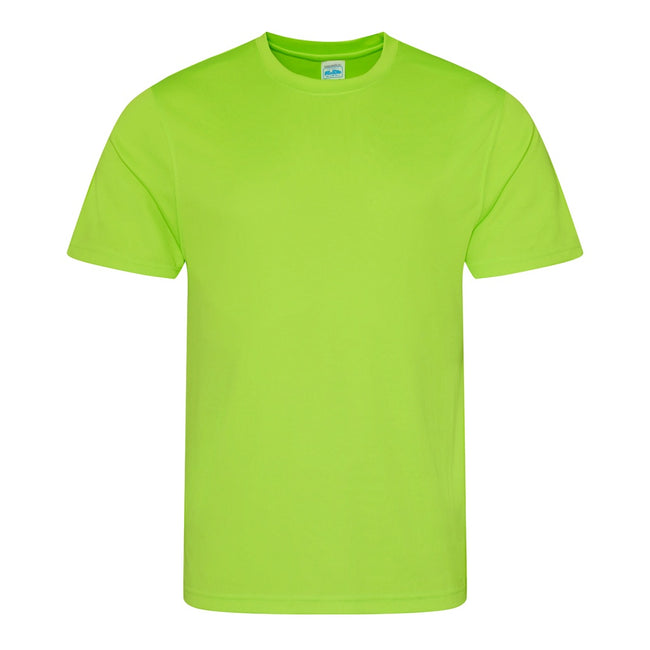 Royal Blue - Side - Just Cool Mens Performance Plain T-Shirt