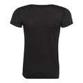 Kelly Green - Back - Just Cool Womens-Ladies Sports Plain T-Shirt