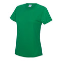 Magenta Magic - Front - Just Cool Womens-Ladies Sports Plain T-Shirt