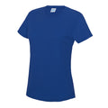 Sherbet Lemon - Back - Just Cool Womens-Ladies Sports Plain T-Shirt