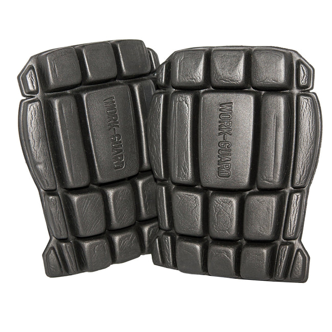 Black - Front - Result Work-Guard Lite Hardwearing Kneepads (Pack of 2)