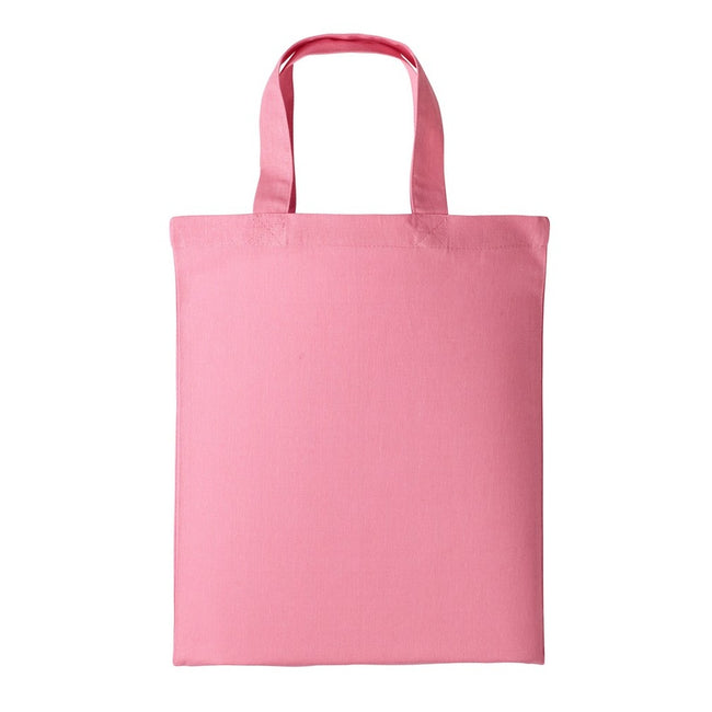 Light Pink - Front - Nutshell Mini Shopping Bag
