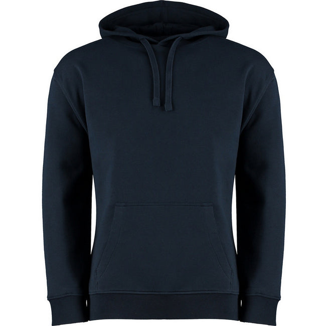 Navy - Back - Kustom Kit Adults Unisex Regular Fit Hoodie