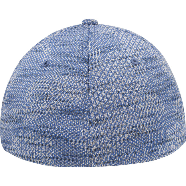 Blue - Close up - Flexfit by Yupoong Jacquard Knit Cap