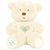 White - Front - Manchester City FC Childrens-Kids Love And Hugs Bear