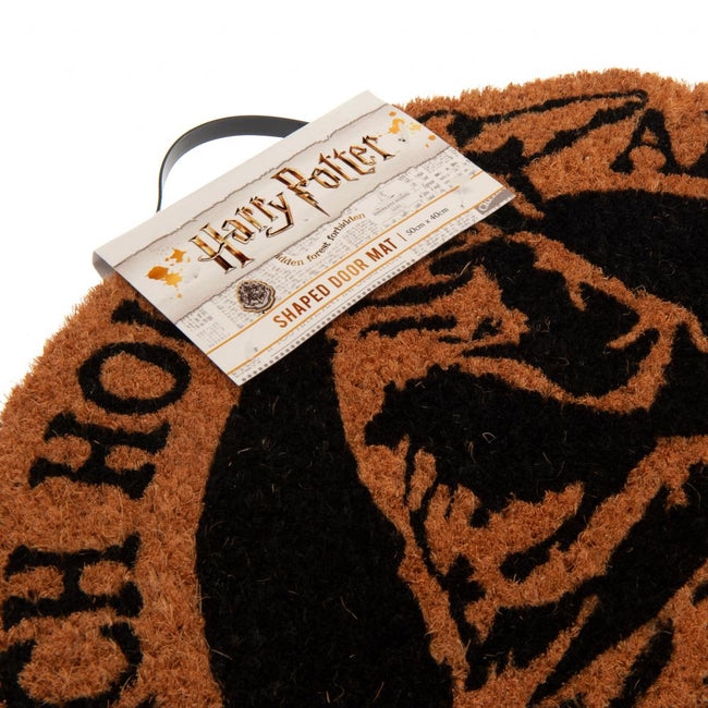 Brown - Side - Harry Potter Sorting Hat Doormat