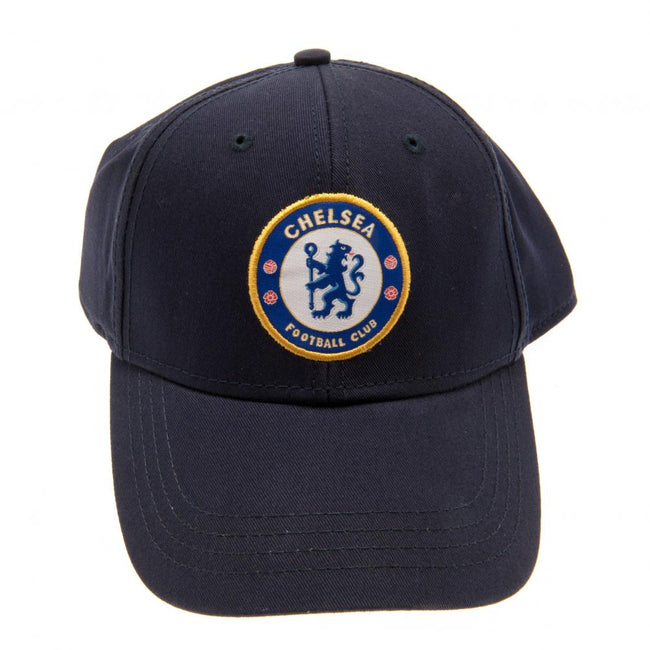 Navy - Back - Chelsea FC Navy Cap