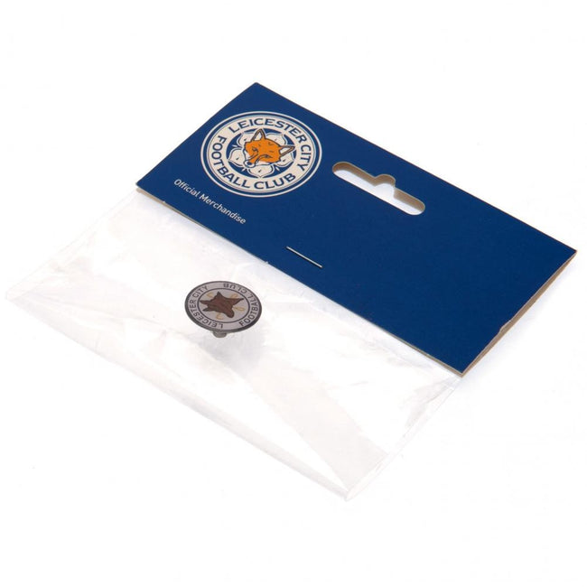 Multicoloured - Back - Leicester City FC Retro Foxes Logo Badge