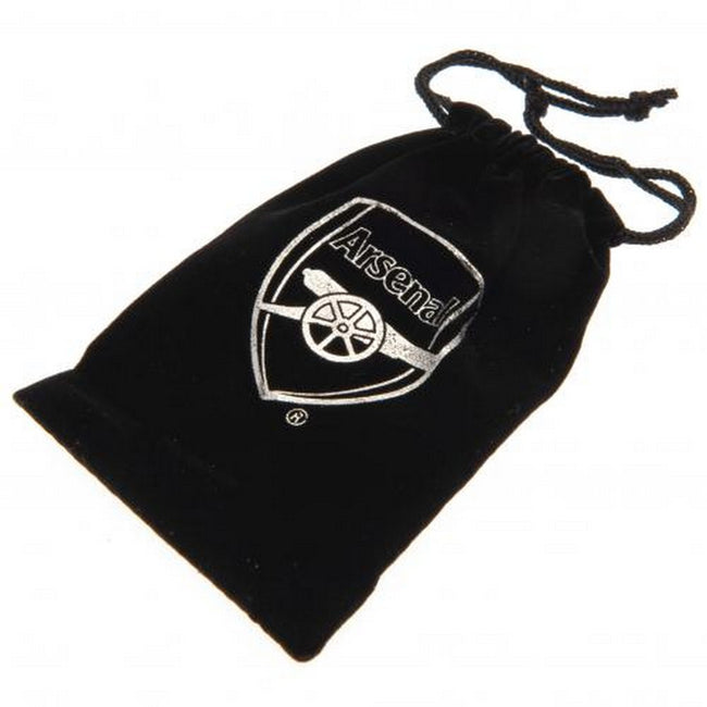 Red-Black - Side - Arsenal FC Deluxe Keyring