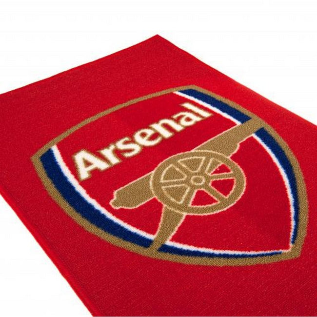 Red - Back - Arsenal FC Rug