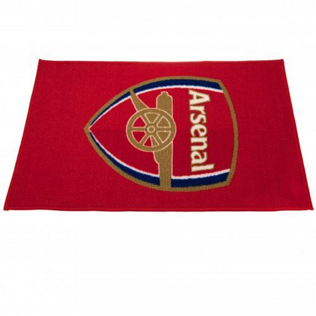 Red - Front - Arsenal FC Rug