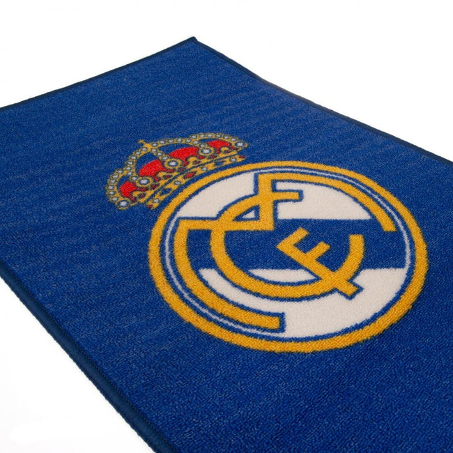 Blue - Back - Real Madrid CF Rug