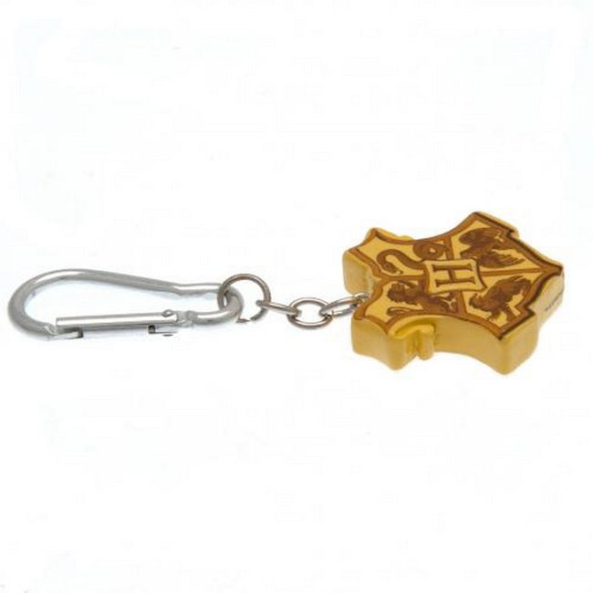 Gold - Side - Harry Potter Hogwarts 3D Keyring