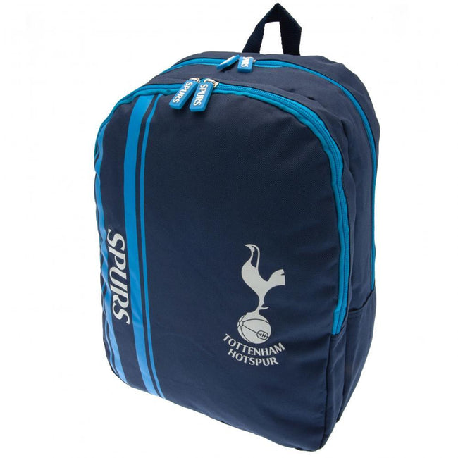 Navy-Blue - Front - Tottenham Hotspur FC Spurs Backpack
