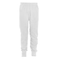 Charcoal - Back - FLOSO Unisex Childrens-Kids Thermal Underwear Long Johns-Pants