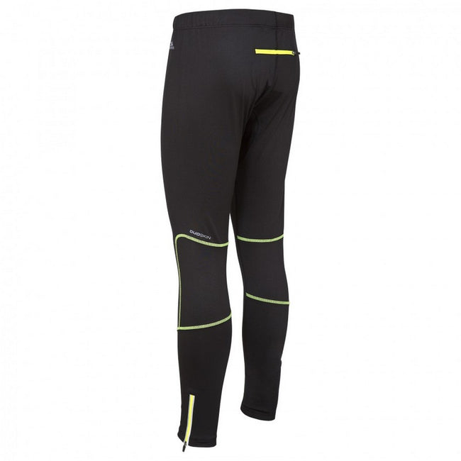 Black - Back - Trespass Mens Bang Active Trousers-Leggings