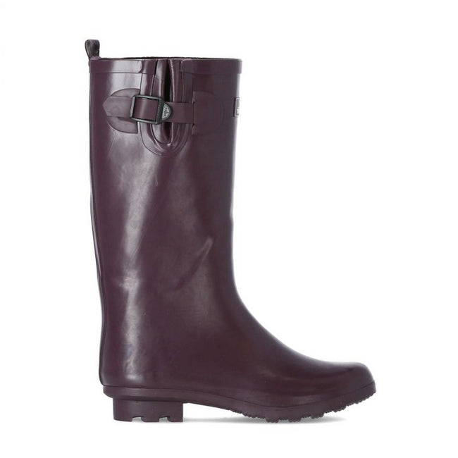 Shiraz - Back - Trespass Womens-Ladies Damon Waterproof Wellington Boots