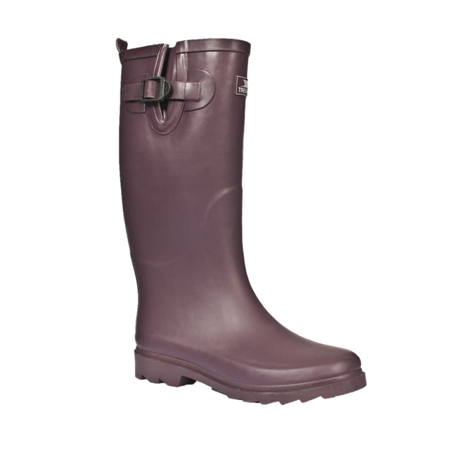 Shiraz - Front - Trespass Womens-Ladies Damon Waterproof Wellington Boots