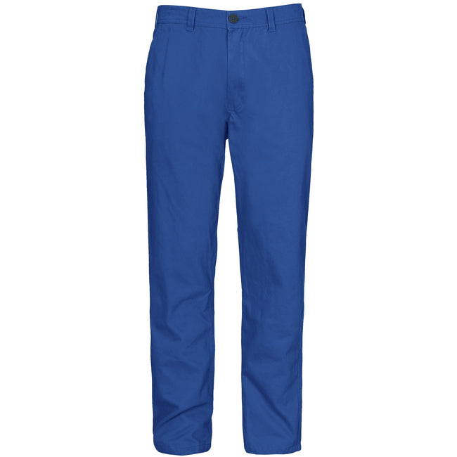 Electric Blue - Front - Trespass Mens Milium Classic Casual Trousers