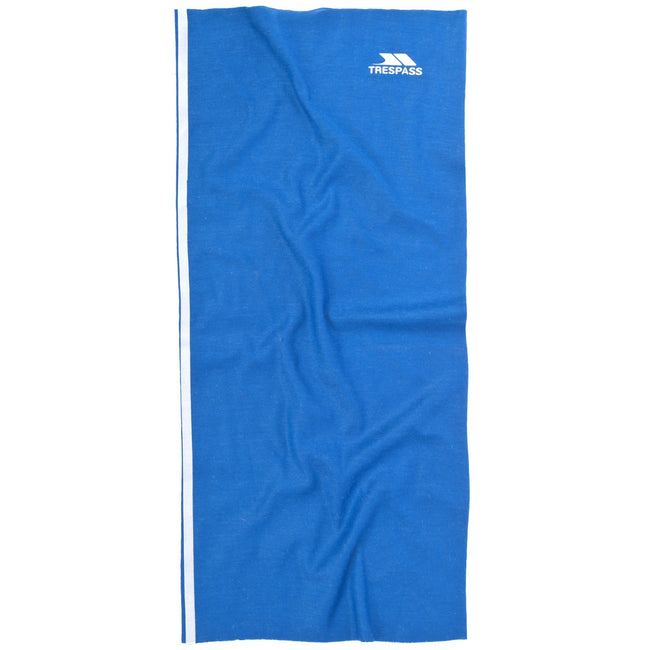 Hi Vis Yellow - Front - Trespass Mens Quay Multifunctional Neck Gaiter - Snood - Scarf