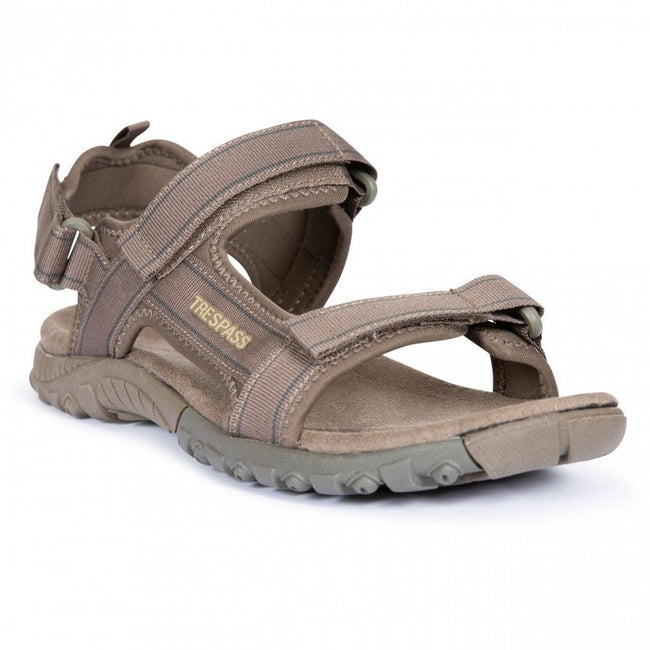 Brindle - Front - Trespass Mens Alderley Active Sandals