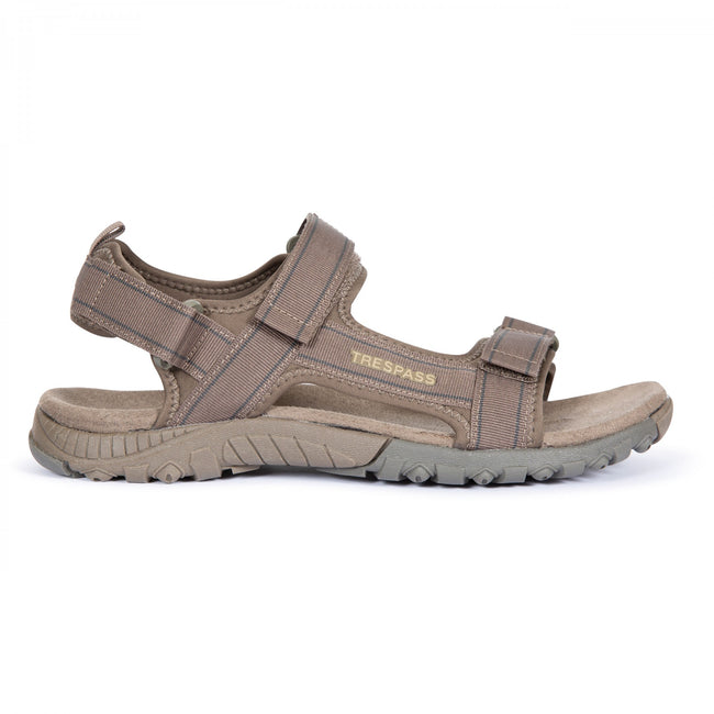 Brindle - Side - Trespass Mens Alderley Active Sandals