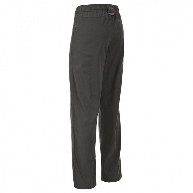 Carbon - Lifestyle - Trespass Womens-Ladies Rambler Water Repellent Outdoor Trousers