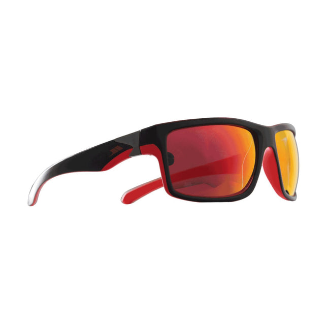 Black-Red - Front - Trespass Drop Sunglasses