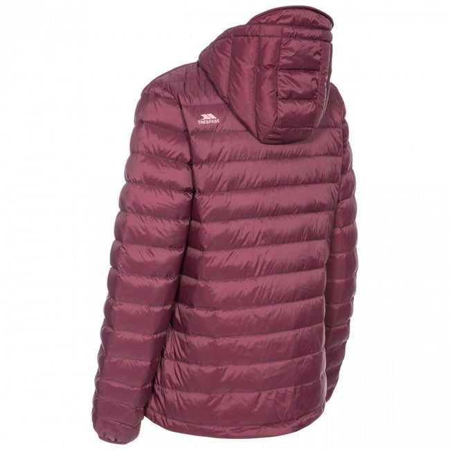 Fig - Front - Trespass Womens-Ladies Arabel Down Jacket