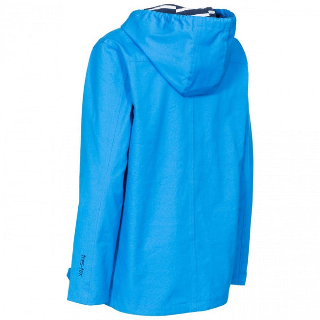 Mauve - Front - Trespass Womens-Ladies Seawater Waterproof Jacket