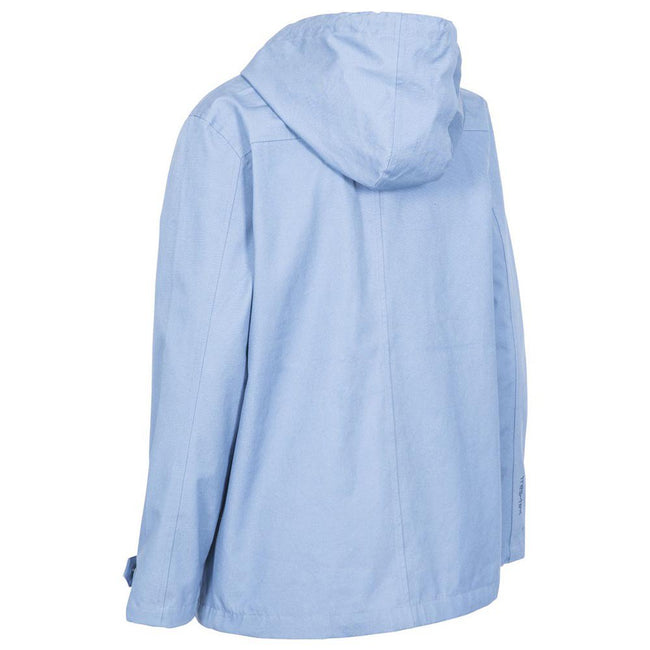 Maize Yellow - Front - Trespass Womens-Ladies Seawater Waterproof Jacket