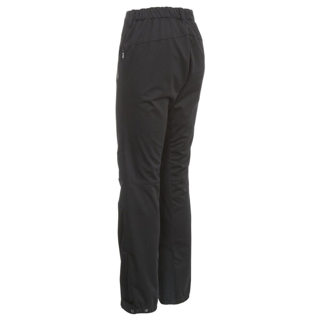 Khaki - Front - Trespass Womens-Ladies Sola Softshell Outdoor Trousers