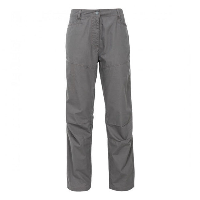 PEAT - Front - Trespass Womens-Ladies Terra Walking Trousers
