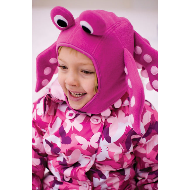 Gerbera - Back - Trespass Octo Unisex Childrens-Kids Octopus Hat