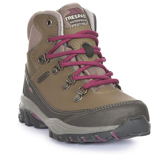 Earth - Back - Trespass Youths Glebe II Technical Boots