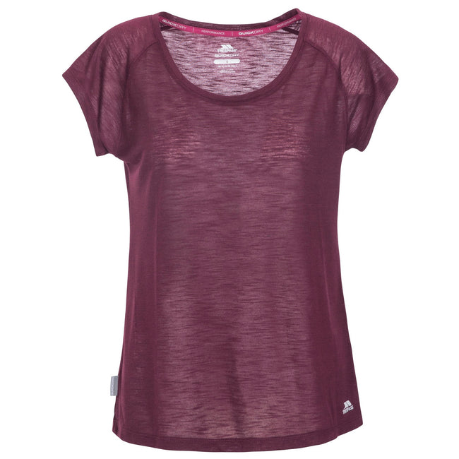 Fig - Front - Trespass Womens-Ladies Newby Active T-Shirt